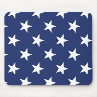 Old Glory Stars Mouse Pad