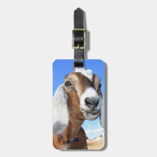 Old Goat Club Luggage Tag