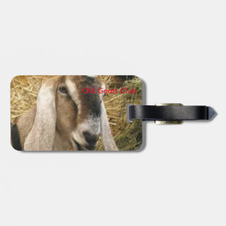 Old Goats Club Tag
