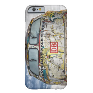 Old graffiti truck barely there iPhone 6 case