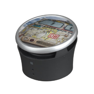 Old graffiti truck bluetooth speaker