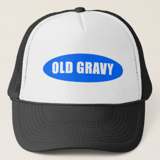 Old Gravy Logo Trucker Hat