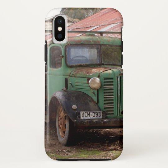 Old green truck HTC vivid / raider 4G cover