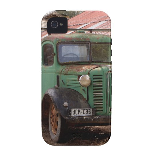 Old green truck iPhone 4/4S covers