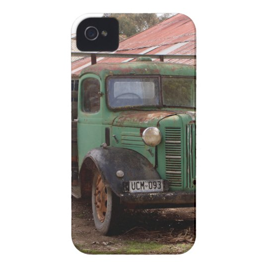 Old green truck iPhone 4 covers