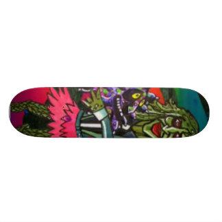 Old Gregg skate board