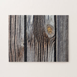 Old grey wooden boards jigsaw puzzle
