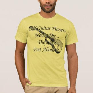 Old Guitar Players T-Shirt