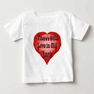 Old Heart Tee Shirts
