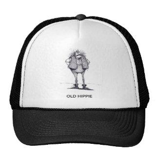 Old HIPPIE Mesh Hats