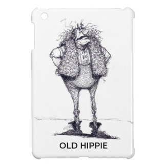 OLD HIPPIE iPad MINI CASES