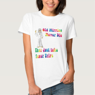 Old Hippies T-shirt