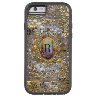 Old Hollywood Chic  6/6s Tough Elegant Monogram Tough Xtreme iPhone 6 Case