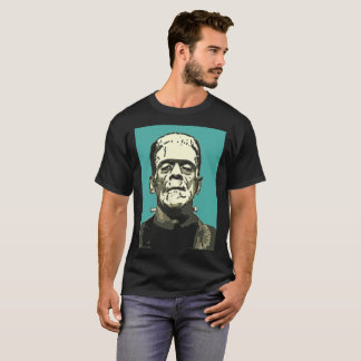 Old Hollywood Monster Comic Filter T-shirt
