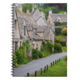 Old homes built for the local weavers notebook