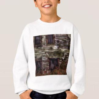 Old House Hidden In The Past Sweatshirt