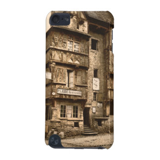 Old House in Rue St Martin Bayeux France iPod Touch (5th Generation) Covers