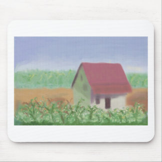 Old House Mouse Pad