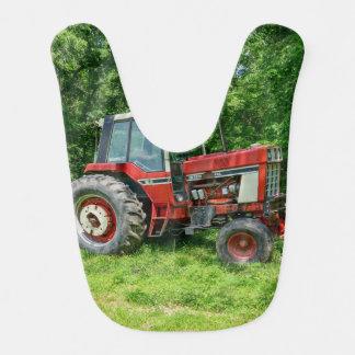 Old International Tractor Bib