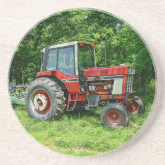 Old International Tractor Coaster