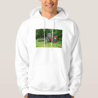 Old International Tractor Hoodie