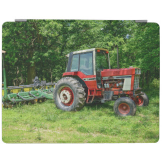 Old International Tractor iPad Cover