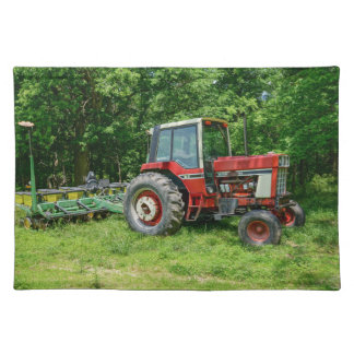 Old International Tractor Placemat