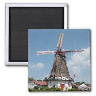Old Iowa Windmill Magnet