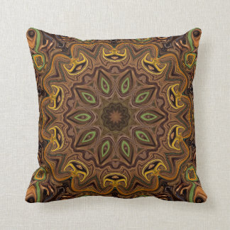 Old Irish Pub. Throw Pillow