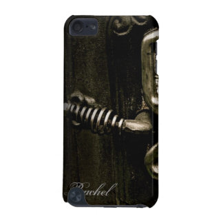 Old Iron Parlour Stove Front iPod Touch (5th Generation) Case