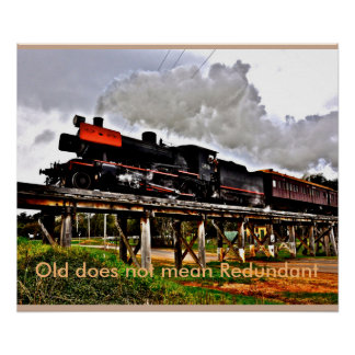 Old is not Redundant Poster