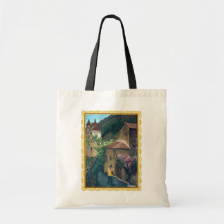 Old Italy scenes Tote Bag