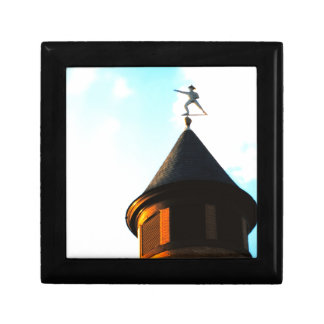Old Jake Weather Vane Small Square Gift Box