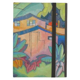 'Old Kahala Home' - Arman Manookian iPad Air Cover