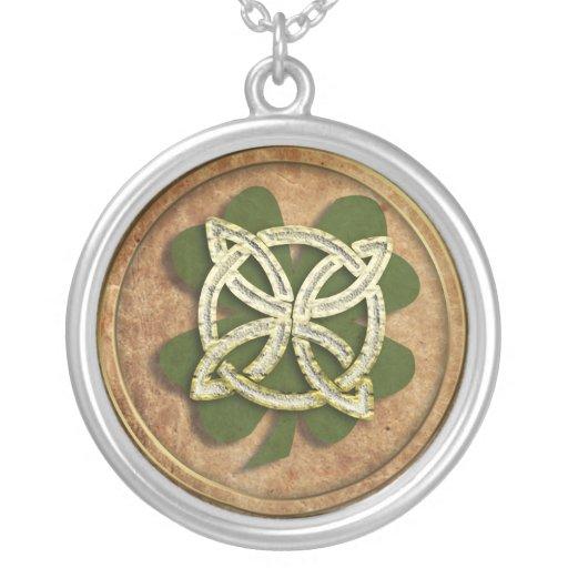 old kelt clover custom jewelry