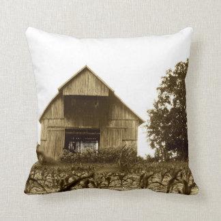 Old Kentucky Barn Cushion