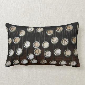 Old Keys Lumbar Pillow
