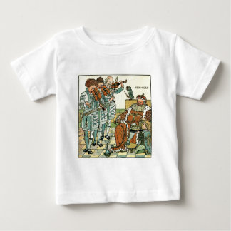 Old King Cole by Walter Crane 1845 ~ 1915 Baby T-Shirt