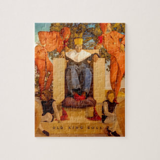 Old King Cole Jigsaw Puzzle