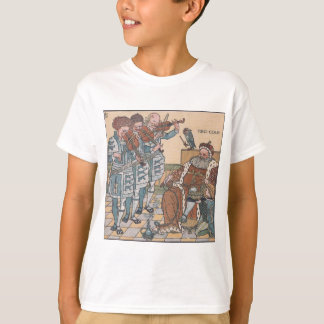 Old King Cole Nursery Rhyme T-Shirt
