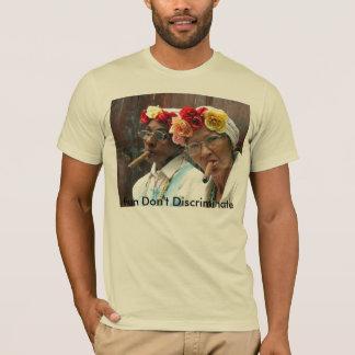 Old Lady Cigar T-Shirt