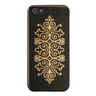Old Leather Book  iPhone 5 Cases