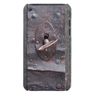 Old lock with key iPod touch covers