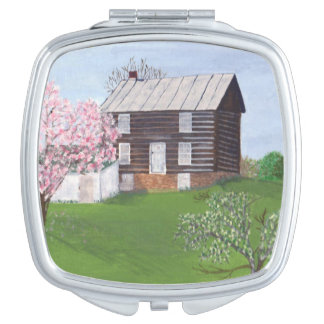 Old Log Cabin - Philomont VA Makeup Mirrors