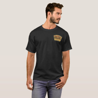 Old Log Cabin Whiskey Vintage Label T-Shirt