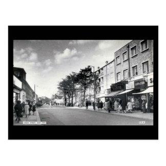 Old London Postcard - Green St, East Ham