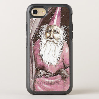 Old Magic Wizard Ferret in Lap Magical Dust OtterBox Symmetry iPhone 8/7 Case