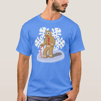 Old Man GingerBread T-shirt