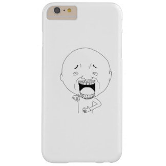 Old man laugh barely there iPhone 6 plus case