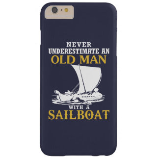 Old Man With A Sailboat Barely There iPhone 6 Plus Case